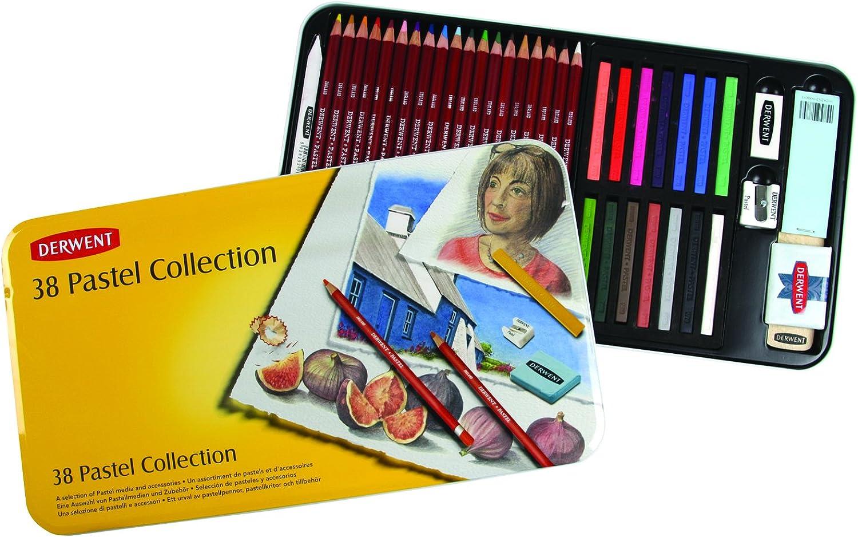 Derwent Pastel Collection 38 Stück B001CL3KXK       Lassen Sie unsere Produkte in die Welt gehen