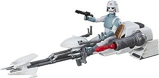 Star Wars Rebels at-DP Pilot and Imperial Speeder