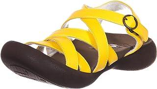 Regetta Canoe W Field Arum Yellow