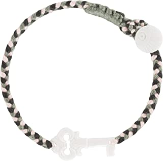 Wanderer Bracelets Key Bracelet (Multi-Color- Button Closure)