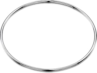 3a913c982371 Amazon.es: pulsera plata rigida mujer