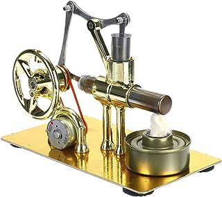 لعبة مولد طاقة محرك ستيرلنغ الهواء الساخن من ريشيل وورلد® لعبة فيزياء تعليمية للعلوم
