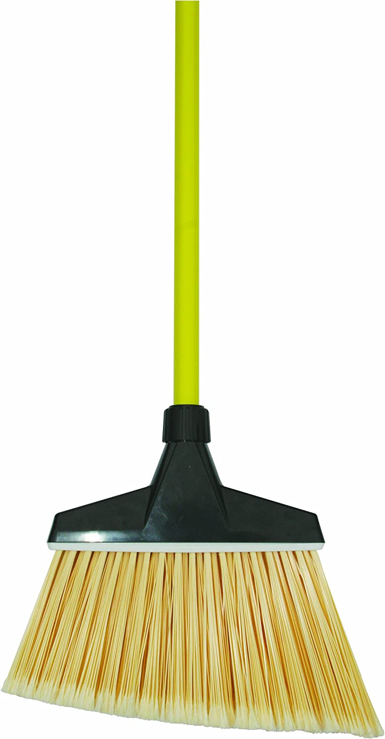 O-Cedar Commercial Gorgeous Maxi Plus 5% OFF Professional Angle Broom with Flagg
