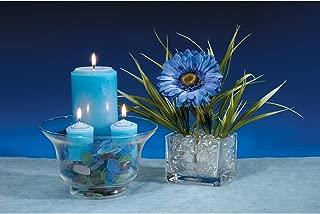 Darice Bulk Buy DIY Sea Glass inch Mesh Bag Multicolor Rainbow Mix 1lb (3-Pack) 1140-67