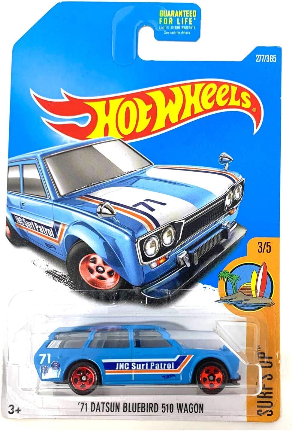 Hot wheels 2020 cas P-DATSUN BLUEBIRD WAGON 510