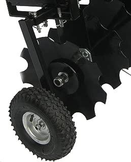 Field Tuff ATV-51SGDH-WK Optional Wheel Kit for Single Gang Disc