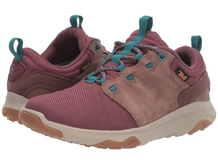 Teva  Arrowood Venture Waterproof (Vineyard Wine) Womens Shoes