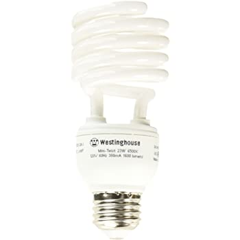 Replacement for Westinghouse 23minitwist//41 Light Bulb 2 Pack