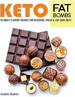 keto fat bombs by Adele Baker