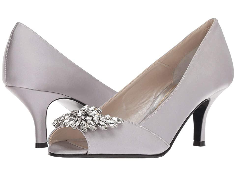 Caparros Oracle (Silver New Satin) Women