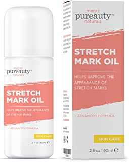 Stretch Mark Oil For Pregnant Women, Stretch Marks During Maternity, And Postpartum Skincare, Body Skin Moisturizing Pregn...