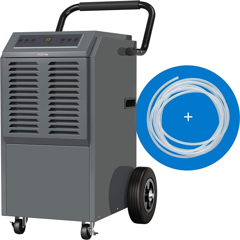 hOmeLabs Commercial Grade 140 Pint Very Inexpensive popular - Built-In Pump Dehumidifier