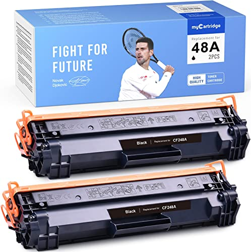 high quality myCartridge Compatible Toner Cartridge Replacement for HP 48A CF248A M28w M15w Laserjet Pro MFP discount M29w M28a M29a M16a M15a M16w Printer sale Ink (Black,2-Pack) sale