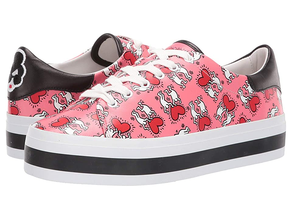 Alice + Olivia Keith Haring Ezra (Walking Heart) Women