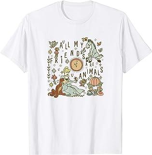 Disney Cinderella All My Friends Are Animals T-Shirt