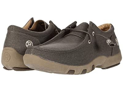 Roper Chillin (Brown Stretch Fabric Upper) Men
