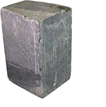 Soapstone for Carving Block - 3'' x 3'' x 5'' - Great for Beginners - Make Your own 3D Art.