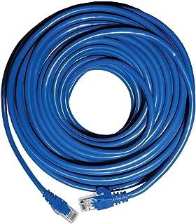 Cabo Transmissão de Dados Montado com Conector 30M, 26AWG, Azul, Seclan