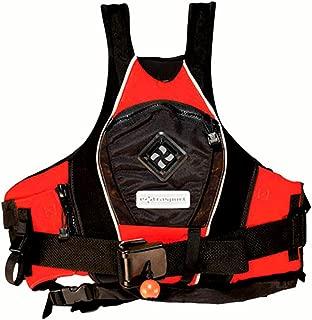 Extrasport Pro-Creeker PFD - Red/ Black S/XS