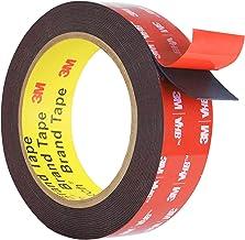 Dubbelzijdige Tape, HitLights 3M VHB Montage Tape Heavy Duty, Waterdichte Foam Tape, 16FT Lengte, 0,94 Inch Breedte voor A...