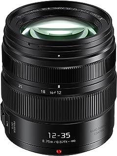 Panasonic LUMIX G X Vario 12-35mm f/2.8 ASPH Power O.I.S. Lens, Black (H-HSA12035E)