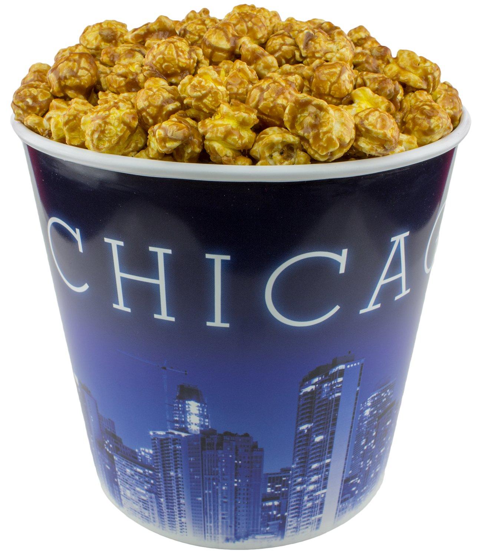Inexpensive Signature Popcorn - Gourmet Max 58% OFF Caramel Blue Chica Flavor 1-Gallon