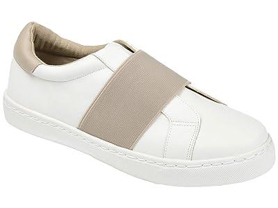 Journee Collection Comfort Foamtm Billie Sneaker (Grey) Women