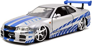 1:24 Fast & Furious - '02 Nissan Skyline GT-R
