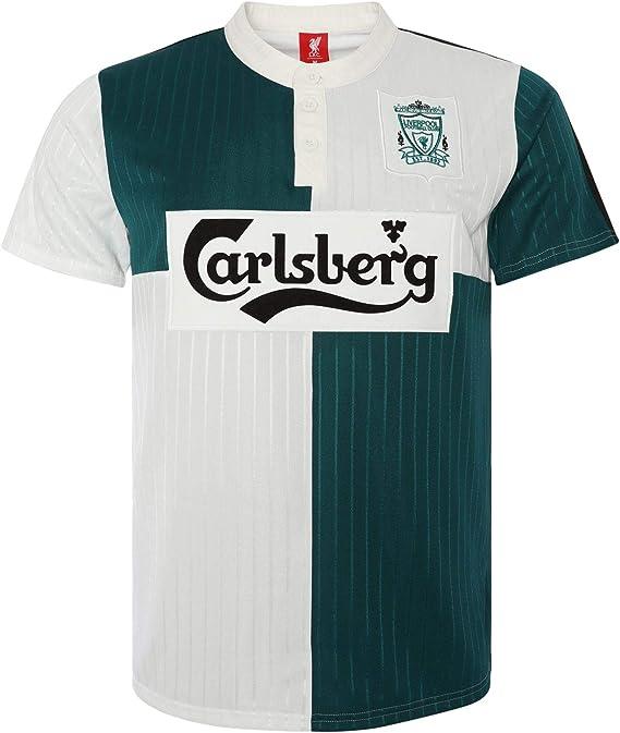 Liverpool FC Retro 95/96 - Camiseta Oficial