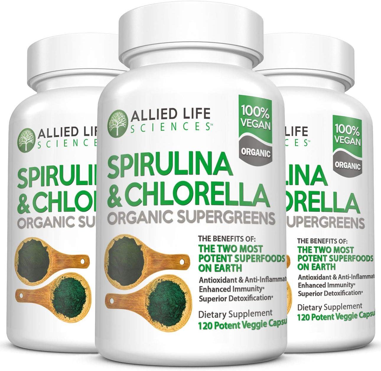 spirulina life care)