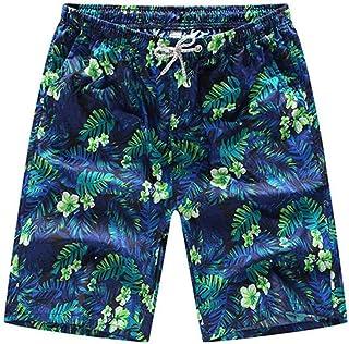 HWT8 Swimming Beach Shorts Swimwear Quick Dry Swimsuit Swim Trunks Beachwear Men