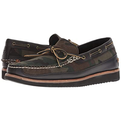 Cole Haan Pinch Rugged Camp Moccasin Loafer (Camo) Men