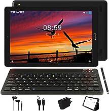 Tablet 10 Pulgadas Tablet Full HD con Ranuras para Tarjetas SIM Dobles Procesador de Cuatro Núcleos, 3G + 32GB, Doble Cámara Dobles SIM Tablet Type-C Tablets,WI-FI,GPS,Bluetooth,Musica,Radio