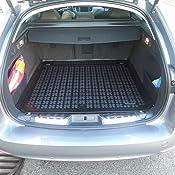 Azuga Az12000132 Gummi Kofferraumwanne Premium Antirutsch Fahrzeugspezifisch Auto