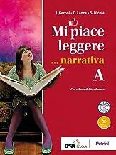 Scaricare Libri Mi piace leggere. Con INVALSI. Per le Scuole superiori. Con ebook. Con espansione online. Con CD-ROM: A-D PDF