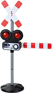 Theo Klein 2961 Level Crossing with Light and Sound, Battery Operated