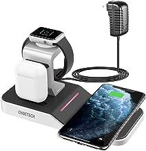 choetech iphone lightning qi wireless charging adapter