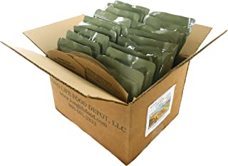 Long Life Food Depot MRE Chicken Entrees Combo - 18 Pack
