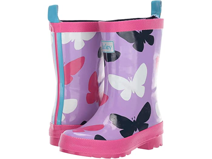Hatley Kids Limited Edition Rain Boots (Toddler/Little Kid)