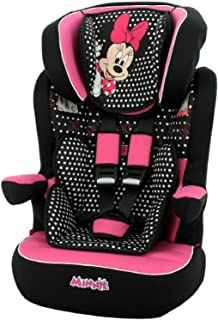 I-Max - Car Seat Group 1/2/3 Disney Minnie