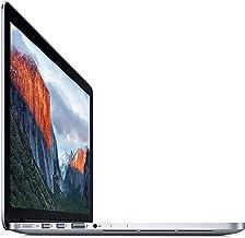"""Apple MacBook Pro 15"""" Retina Core i7 2,5 GHz - SSD 512 Go RAM 16 Go AZERTY (Renewed)"""