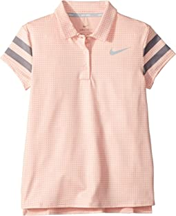 Dry Printed Golf Polo (Little Kids/Big Kids)
