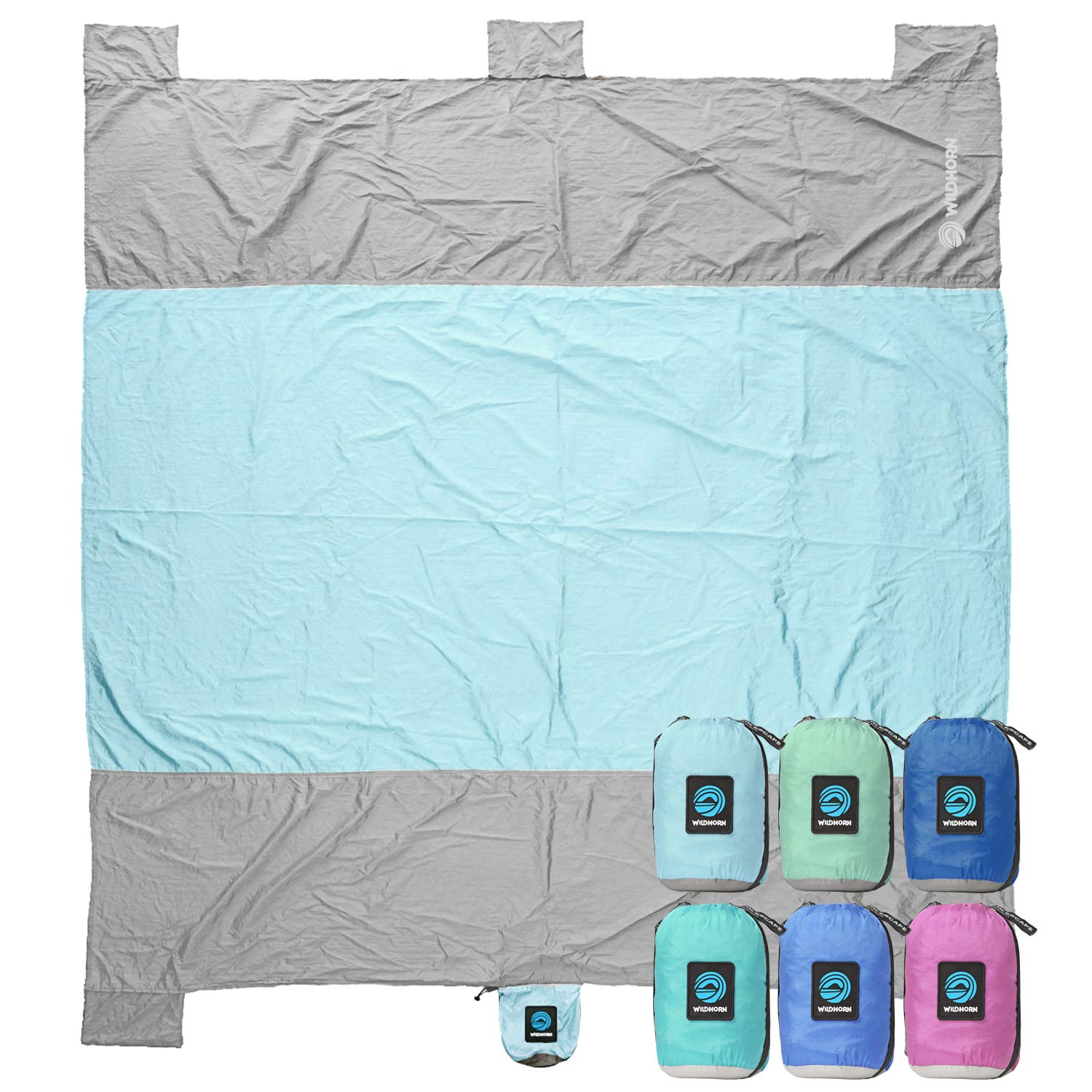WildHorn Outfitters Blanket Parachute Valuables