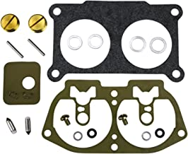 Yamaha Outboard V4 V6 Carb Carburetor Rebuild Kit Many 115 130 150 175 200 225 HP (Replaces/Compatible With Yamaha Part Number 6E5-W0093-06 & Sierra Part Number 18-7002)