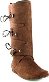 mens brown renaissance boots