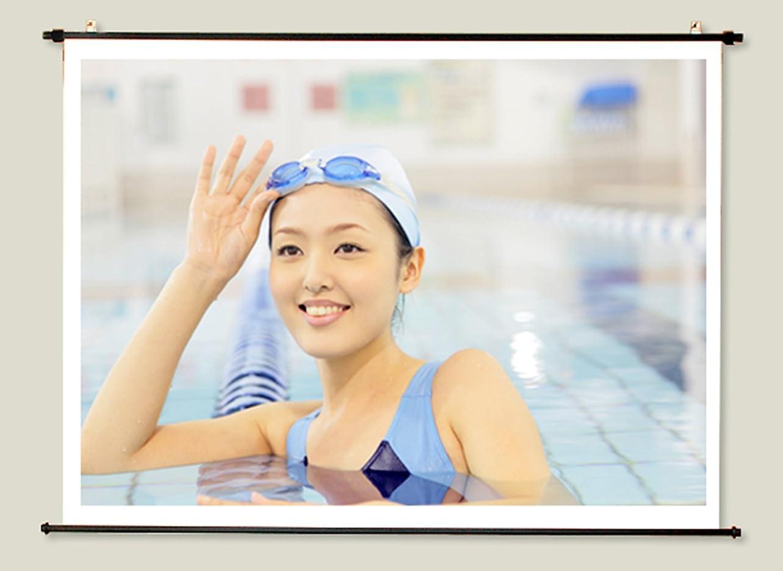隣接するオアシス適応プロジェクタースクリーン 80インチ(4:3) ハイビジョン対応 日本製 HS-80