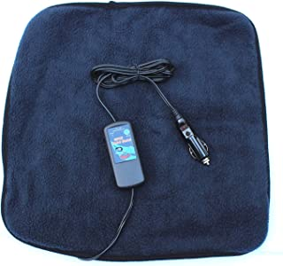 Best 12 volt heated travel blanket with safety timer Reviews