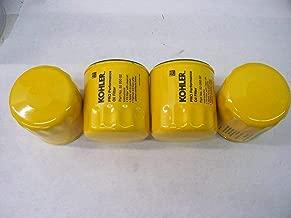 Kohler Compatible Engine Oil Filter Replacement for Kohler 52 050 02-s (4-Pack)