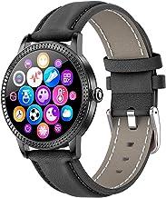 Docooler Smartwatch, 1,08 inch aanraakscherm, IP67 waterdicht, slaapmonitor, stappenteller, fitnesshorloge