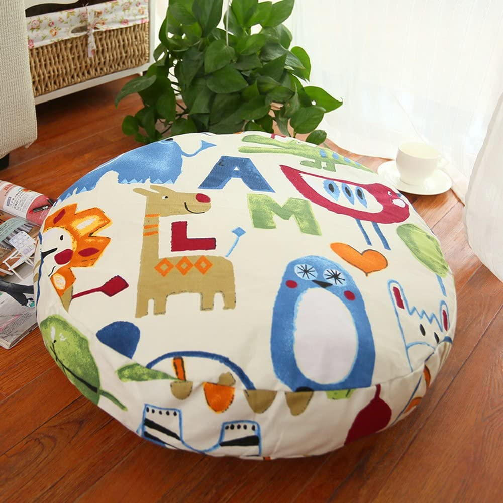 Super intense SALE BEIGOO Washable Floor Pillows Tatami-Matte OFFicial site Cushions Pill